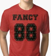 Fancy 420 Tri-blend T-Shirt