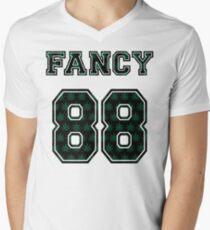 Fancy 420 Men's V-Neck T-Shirt