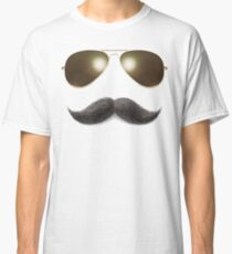 Easy Mustache Rider Classic T-Shirt