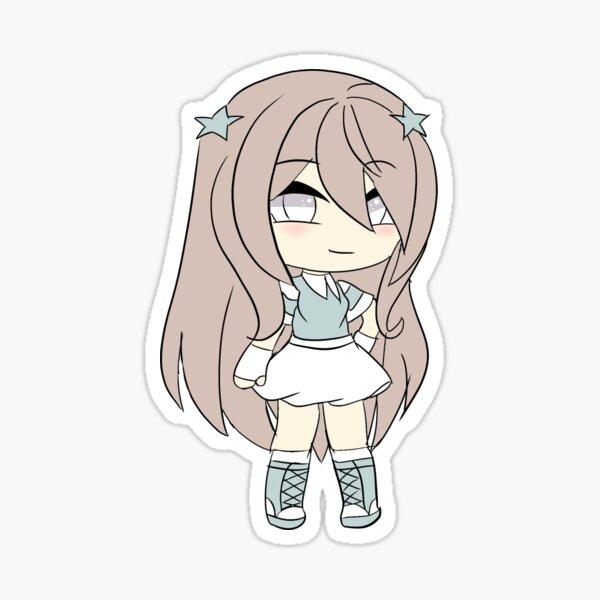 Fille GachaLife Sticker