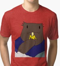 Rak - Tower of God Tri-blend T-Shirt