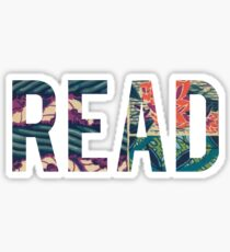 Read Sticker