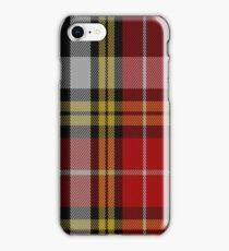01814 Buchanan Old Dress Clan/Family Tartan iPhone Case/Skin