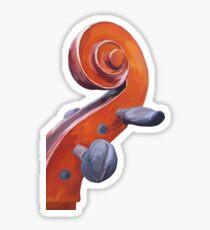 Violin | Viola | Cello | Bass Sticker
