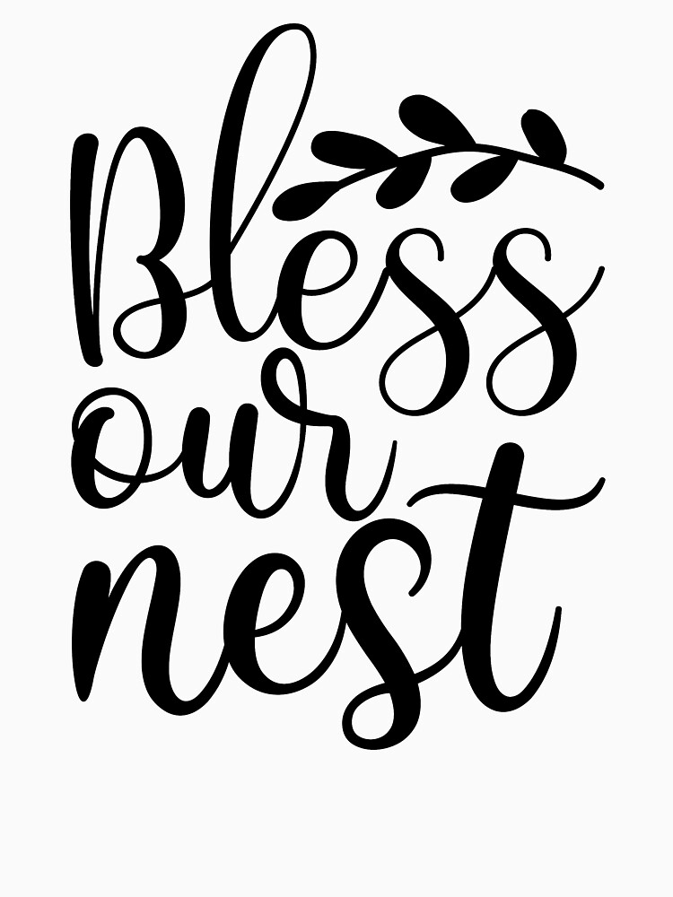 Bless our nest by starchim01