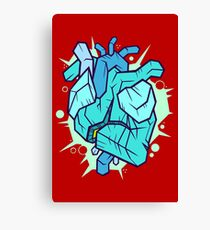 Cold-Hearted And Venomous Canvas Print