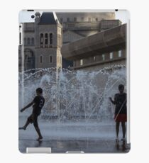 Let's Cool Off! iPad Case/Skin