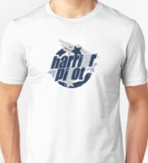 Harrier Pilot Unisex T-Shirt