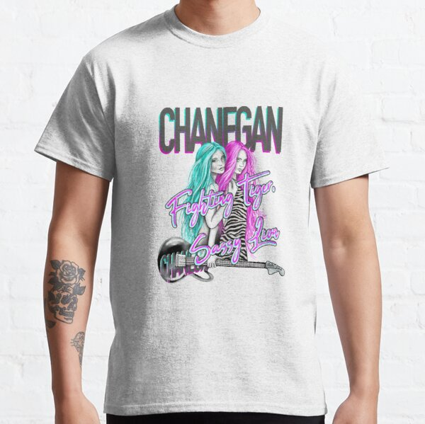 Chanegan The Rebel Lion Tour Classic T-Shirt