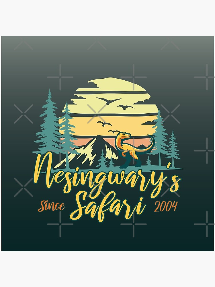 Nesingwary's Safari von brainbubbles