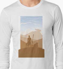 Abandoned Long Sleeve T-Shirt