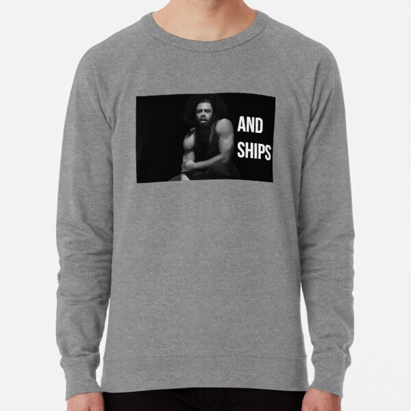 Guns and Ships Lightweight Sweatshirt