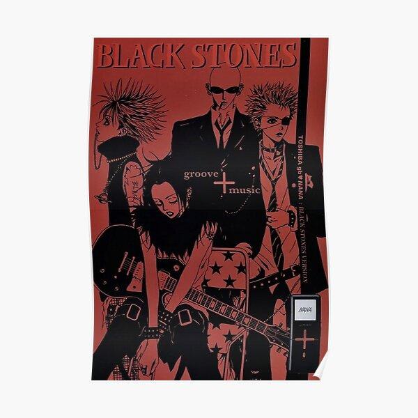 Nana The Black Stones Band propagation # 6 Poster
