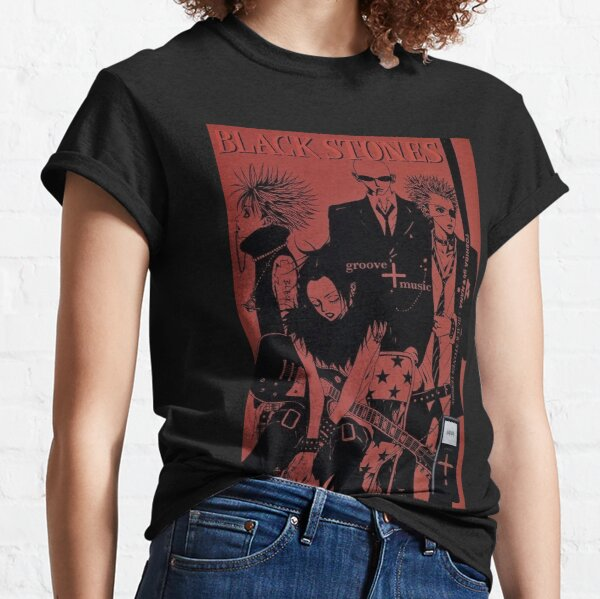 Nana The Black Stones Band Spread #6 Classic T-Shirt