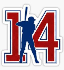 14 - Mr. Cub (original) Sticker