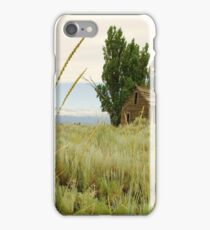 Dyer Country Home iPhone Case/Skin