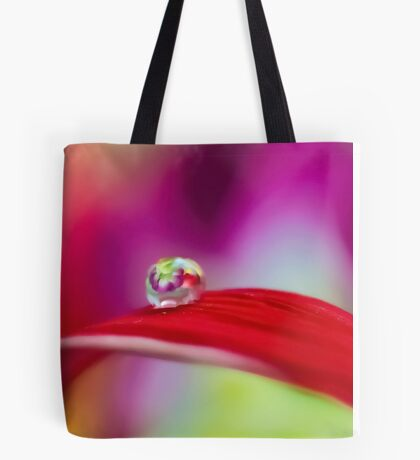 Wishful Mirror Tote Bag