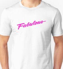 Fabulous - Pink T-Shirt