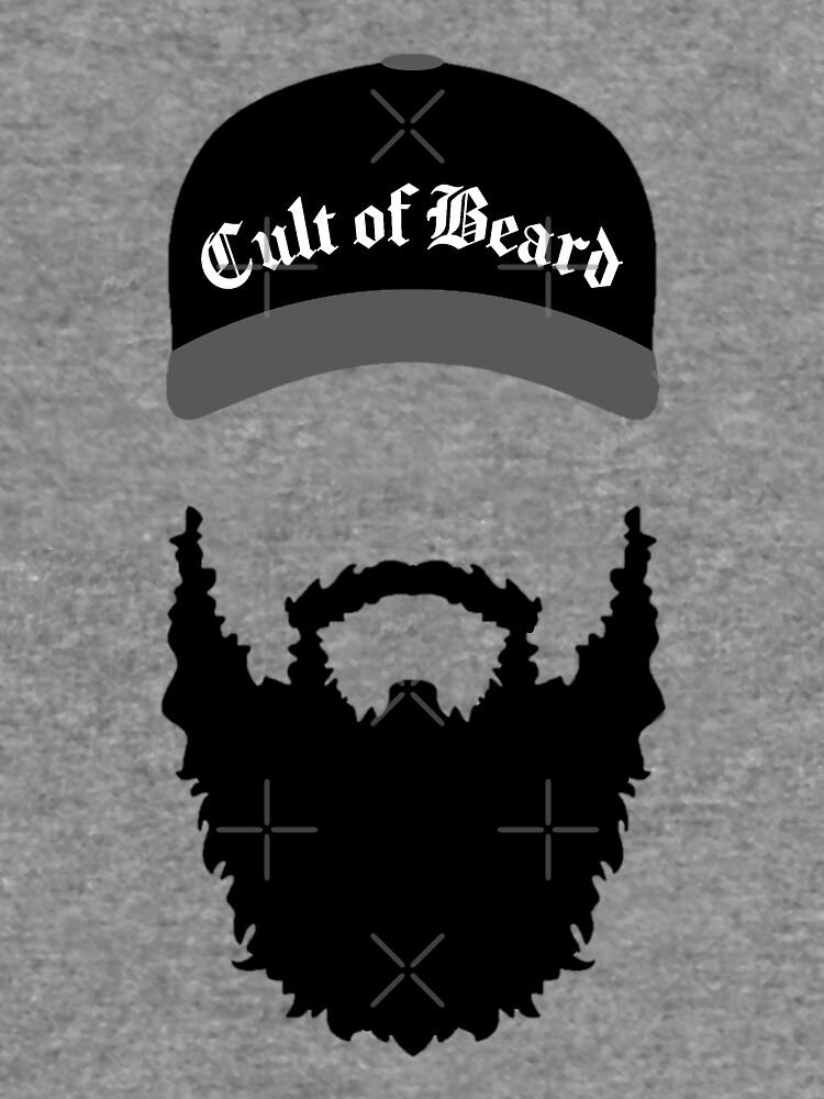 LIMITED 2021: CULT OF BEARD MEMBER SWAG by cultofbeard