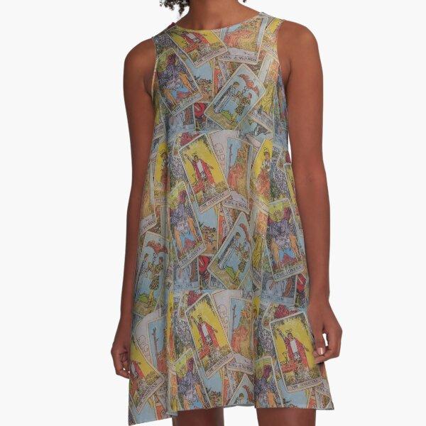 Tarot Time A-Line Dress