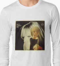 Nico- Chelsea Girl, Stereo lp Cover Long Sleeve T-Shirt