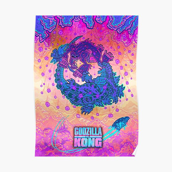 """""""GvK Zero-G Battle"""" Poster"""