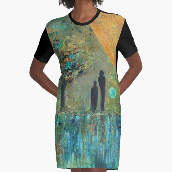 Beyond Graphic T-Shirt Dress