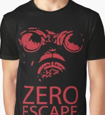 Zero Escape Graphic T-Shirt