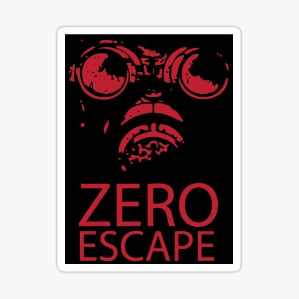 Zero Escape Sticker