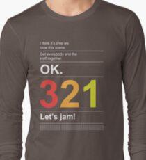 Tank! Long Sleeve T-Shirt