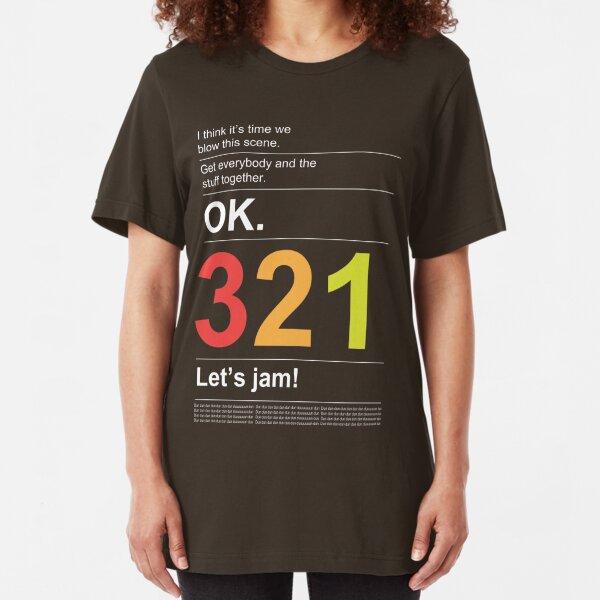 Tank! Slim Fit T-Shirt