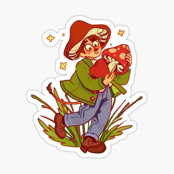 fourrage snufkin Sticker