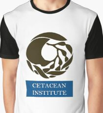 Captain! There be whales here! Graphic T-Shirt
