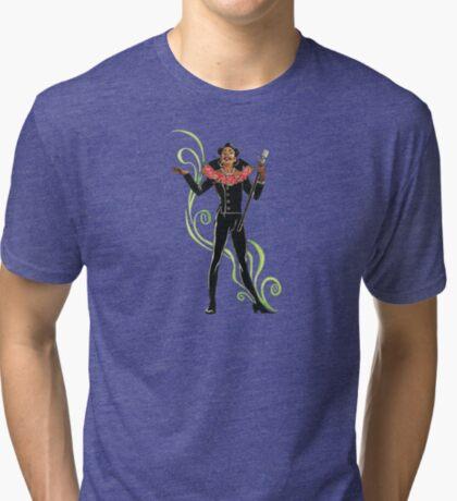 Ruby Rhod Pin-Up Tri-blend T-Shirt