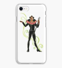 Ruby Rhod Pin-Up iPhone Case/Skin