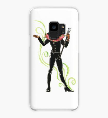 Ruby Rhod Pin-Up Case/Skin for Samsung Galaxy