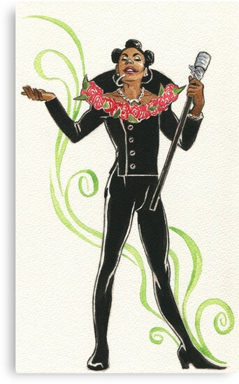 Ruby Rhod Pin-Up by character undefined