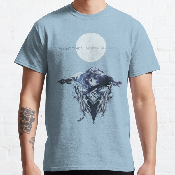 the moon & antarctica Classic T-Shirt