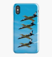 Breitling jet team iPhone Case/Skin