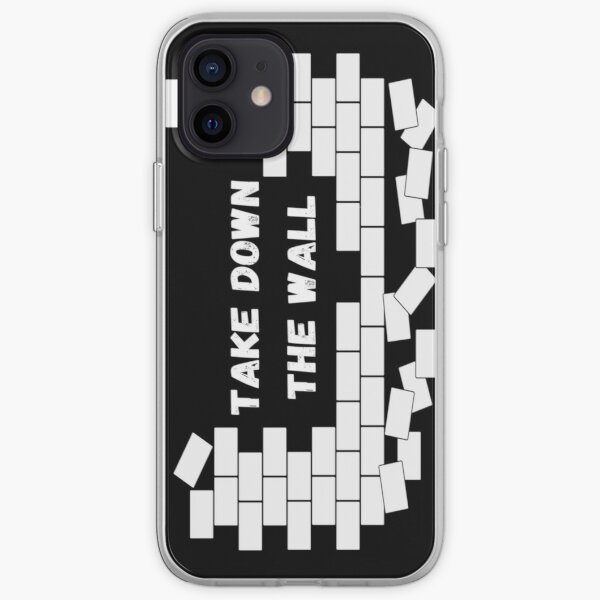 Take down the wall iPhone Soft Case
