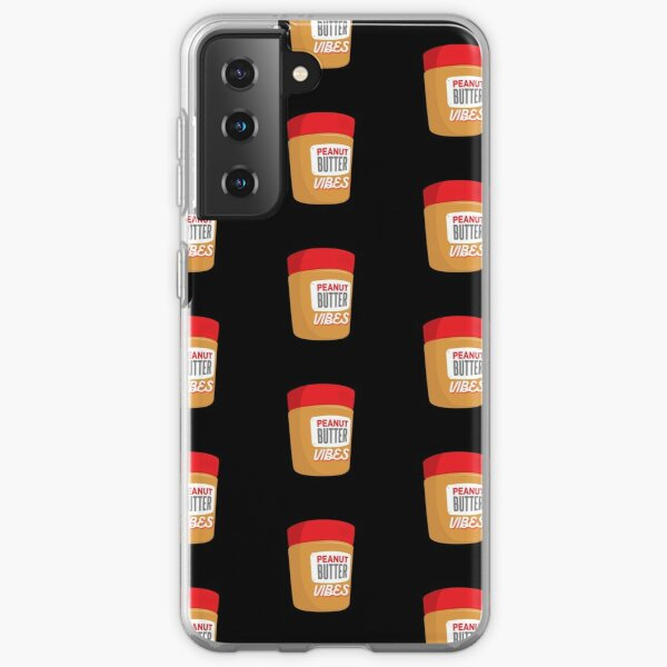 peanut butter vibes glass animals  Samsung Galaxy Soft Case