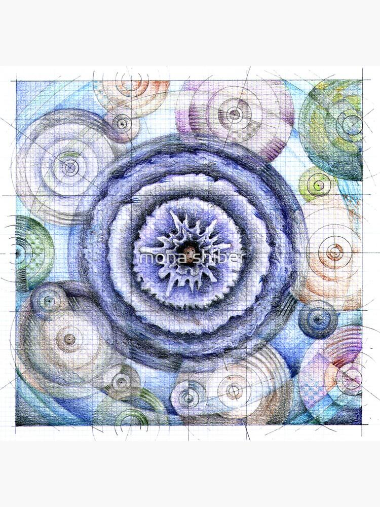 wheel 5: Co-Creative Patterning by MonaShiber