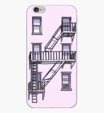 fire escape and windows iPhone Case