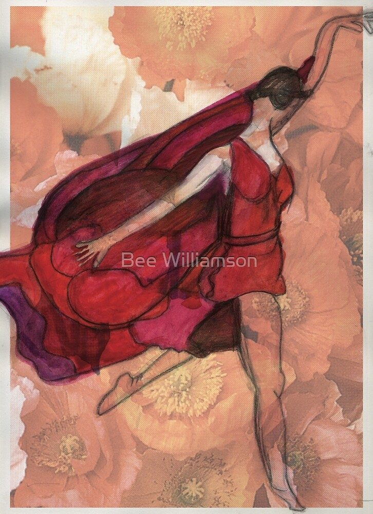 Anne Duncan - One of the Isadorables by Bee Williamson