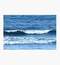 Beach Waves Photographic Print