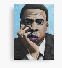 Lienzo Jay Z Blue