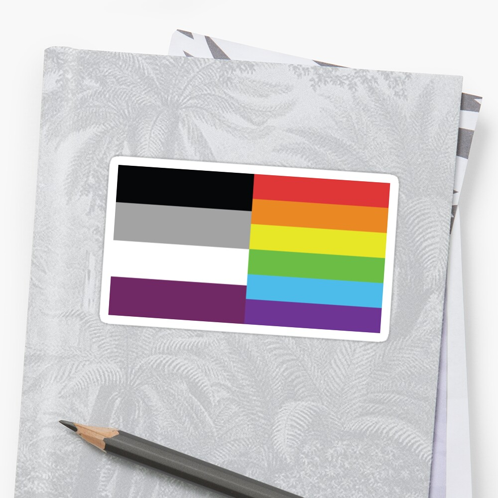 Homoromantic Asexual Flag by hamsters