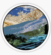 The Beautiful Earth Sticker