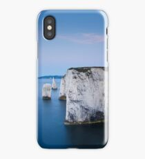 Dawn at Old Harry Rocks iPhone Case/Skin