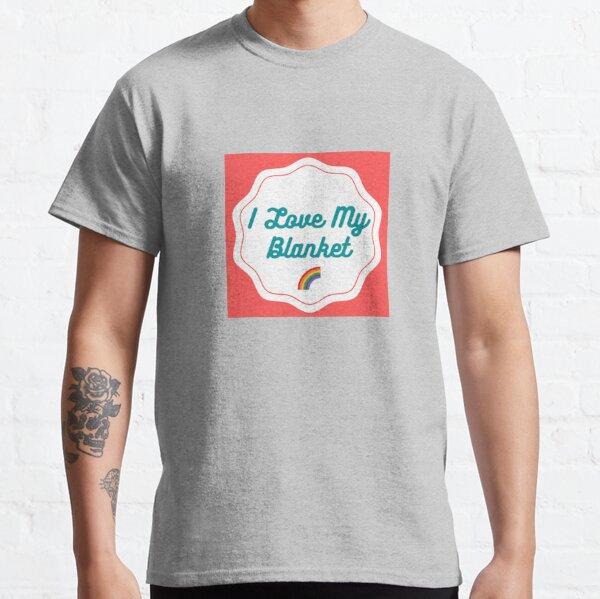 I Love My Blanket Shop Logo Classic T-Shirt